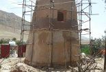 آغاز عملیات مرمت برج تاریخی روستای سیدآباد