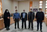 حسن مهدیزاده رئیس شورای اسلامی بخش مرکزی شهرستان بافق شد