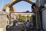 محور فرهنگی تاریخی شهر بافق  احیا و ساماندهی می شود