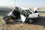 واژگونی پراید در محور بافق_ یزد۲ مصدوم و ۱ کشته در پی داشت