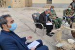 برگزاری دوره بازآموزی و آموزش ضابطین دادگستری در محل اداره منابع طبیعی بافق