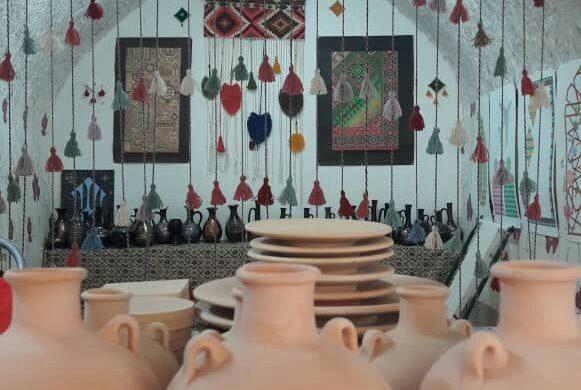 برگزاری دوره های آموزشی صنایع دستی در بافق