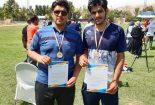 تیراندازان جوان بافقی در مسابقات استان فارس خوش درخشیدند