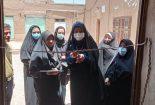 افتتاح گالری هنر حصیر بافی در شهرستان بافق