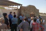 اصلاح شبکه آبرسانی روستای بشکان انجام می شود