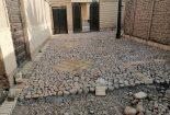 معابر بافت تاریخی بافق مرمت می شود