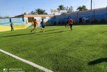 افتتاح اولین زمین چمن مصنوعی درون مدرسه ای شهرستان بافق